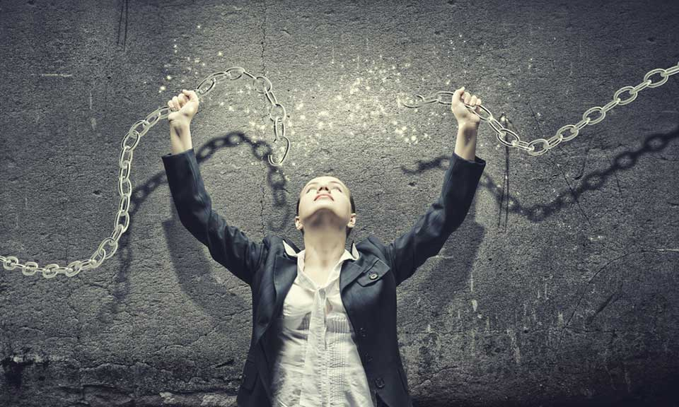 お金の不安から解放